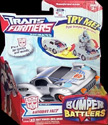 Transformers Animated Bumper Battlers Stealth Ninja Jazz