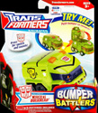 Transformers Animated Bumper Battlers Workzone Bulkhead