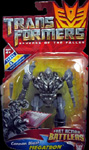 Transformers 2 Revenge of the Fallen FAB Cannon Blast Megatron