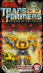 Transformers Revenge of the Fallen (Movie 2) Bumblebee (preview)