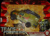 Transformers 2 Revenge of the Fallen Desert Tracker Ratchet
