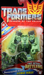 Transformers 2 Revenge of the Fallen FAB Devastation Blast Long Haul