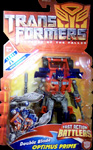 Transformers 2 Revenge of the Fallen FAB Double Blade Optimus Prime