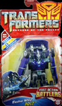 Transformers 2 Revenge of the Fallen FAB Electro Whip Jolt