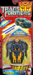 Transformers Revenge of the Fallen (Movie 2) Gravity Bot Bolt Bumblebee