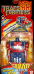 Transformers 2 Revenge of the Fallen Gravity Bot Optimus Prime