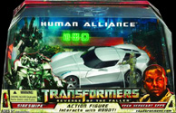 Transformers 2 Revenge of the Fallen Human Alliance Sideswipe