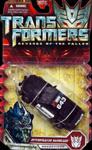 Transformers 2 Revenge of the Fallen Interrogator Barricade
