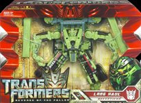 Transformers 2 Revenge of the Fallen Long Haul