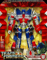 Transformers 2 Revenge of the Fallen Optimus Prime