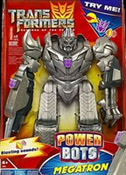 Transformers 2 Revenge of the Fallen Power Bots Megatron