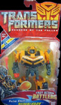 Transformers 2 Revenge of the Fallen FAB Pulse Blast Bumblebee