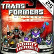 Transformers Universe Robot Heroes Snarl vs. Sharkticon