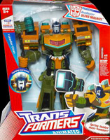 Transformers Animated Roadbuster Ultra Magnus