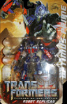 Transformers 2 Revenge of the Fallen Robot Replicas Optimus Prime