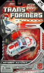 Transformers Universe Autobot Ratchet (2009)