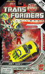 Transformers Universe Hot Shot w/ Jolt (Armada)