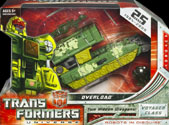 Transformers Universe Overload