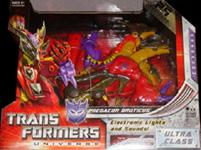 Transformers Universe Predacon Bruticus