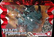 Transformers 2 Revenge of the Fallen Megatron (Voyager)