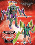 Transformers Timelines (BotCon) Wings of Honor: Banzai-Tron
