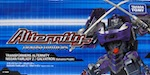 Takara - Alternity Galvatron - Galvanize Purple