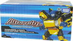 Takara - Alternity Gold Bug - Throttle Gold