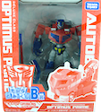 Takara - Animated Optimus Prime (Family Mart Exclusive Deluxe)