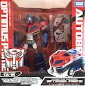 Takara - Animated TA-01 Optimus Prime