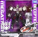 Takara - Animated TA-06 Megatron (Cybertron Mode)