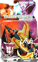 Transformers Animated (Takara) TA-11 Dirge