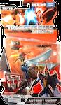 Transformers Animated (Takara) TA-19 Swoop
