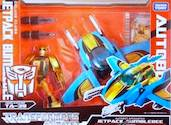 Transformers Animated (Takara) TA-39 Jetpack Bumblebee