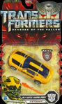 Transformers Revenge of the Fallen (Movie 2) Alliance Bumblebee