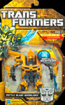Transformers Hunt for the Decepticons Battle Blade Bumblebee
