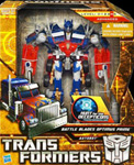 Hunt for the Decepticons Battle Blades Optimus Prime