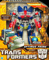 Transformers Hunt for the Decepticons Battle Hook Optimus Prime