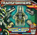 Transformers Power Core Combiners Bombshock with Combaticons