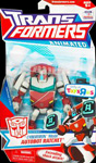 Transformers Animated Autobot Ratchet (Cybertron mode, Toys R Us exclusive)