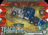 Transformers 2 Revenge of the Fallen Defender Optimus Prime