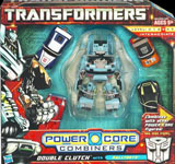 Power Core Combiners Double Clutch with Rallybots