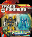 Transformers Power Core Combiners Huffer with Caliburst