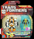 Transformers Power Core Combiners Leadfoot with Pinpoint
