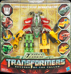 Transformers 2 Revenge of the Fallen Constructicon Devastator - Legends combiner