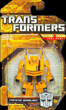 Transformers Hunt for the Decepticons Legends Bumblebee (movie)