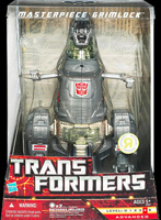 Transformers Hunt for the Decepticons Grimlock (Masterpiece)