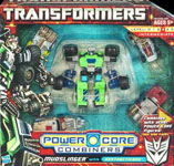 Transformers Power Core Combiners Mudslinger with Destructicons