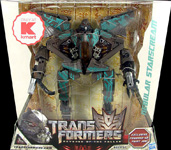 Transformers Revenge of the Fallen (Movie 2) Nebular Starscream (Kmart exclusive)