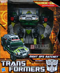 Hunt for the Decepticons Night Ops Ratchet