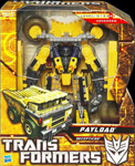 Transformers Hunt for the Decepticons Payload